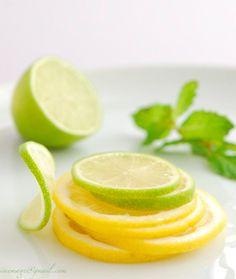 lemons and limes make everything taste wonderful