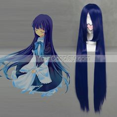 ikkitousen-kanu unchou cosplay wig, New Arrival #Wigs, #Cosplay Wigs