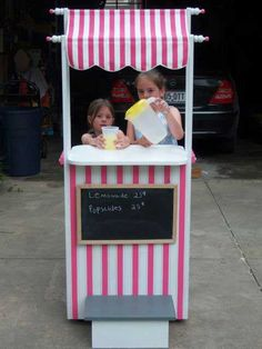 Lemonade Stand from woodworking.com