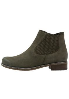 Gabor Ankle Boot - forest - Zalando.ch Chelsea Boots, Outfits, Shoes, Fashion, Moda, Suits, Zapatos, Shoes Outlet
