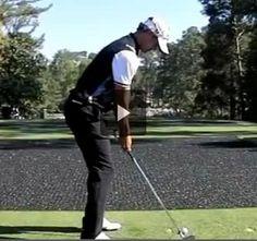 Adam Scott Slow Motion Iron Swing