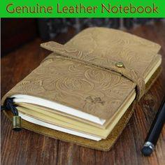 $28.40 (Buy here: https://alitems.com/g/1e8d114494ebda23ff8b16525dc3e8/?i=5&ulp=https%3A%2F%2Fwww.aliexpress.com%2Fitem%2FNewest-Genuine-Leather-Design-Traveler-s-Notebook-Vintage-European-style-Travel-Journal-Diary-Handmade-Gift-1497%2F32674131333.html ) Newest Genuine Leather Design Traveler's Notebook Vintage European style Travel Journal Diary Handmade Gift 1497 for just $28.40