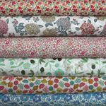 Liberty of London Tana Lawn Bundle - Pastel [5FQ-SmallLibertyBundle-Pastels] - $22.95 : Pink Chalk Fabrics is your online source for modern quilting cottons and sewing patterns., Cloth, Pattern + Tool for Modern Sewists