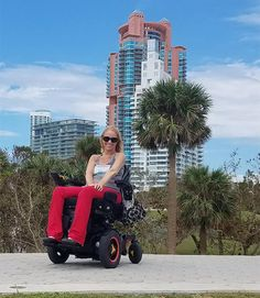 How I Vacation as a C6 Quadriplegic