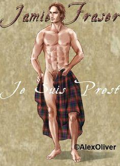 Jamie by Alex Oliver--Jesus H. Roosevelt Christ! ;D