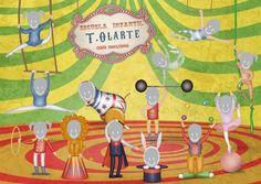 Orlas Infantiles   T.Olarte Orla Infantil, Orlando, Room Mom, Kids Rugs, Scrapbook, School, Gardening, Pop, Carnival