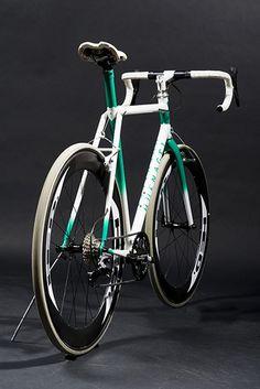 Michael's Cross bike by Hufnagel Cycles