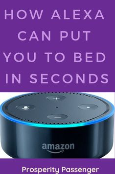 Alexa can put you to bed in seconds. See this and 10 other ways ALEXA can change your life for the better! Alexa Dot, Alexa Echo, Best Christmas Presents, Christmas Fun, Christmas Movies, Alexa Tricks, Amazon Echo Tips, Dot Hack, Alexa Commands