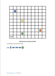 Dzień Kropki w przedszkolu - 15 września - Pani Monia Crossword, Crossword Puzzles