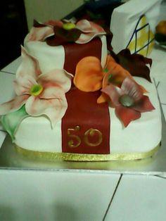 Para mi madre por su 50 cumpleaños