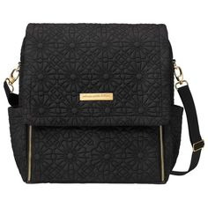 Petunia Pickle Bottom Diaper Bag Boxy Backpack Embossed Bedford Avenue Stop Special Edition Best Diaper Bag, Diaper Bag Backpack, Backpack Straps, Diaper Bags, Baby Bags, Black Diaper Bag, Couches, Bedford Avenue, Diaper Changing Station