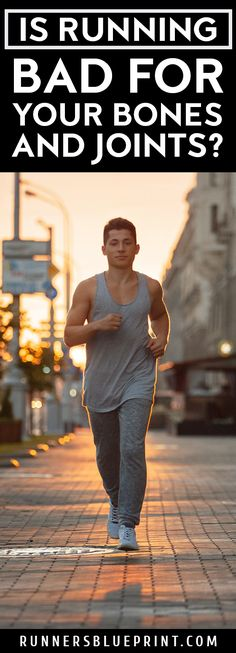 Running Routine, Running Day, Running Tips, Knee Bones, Bone Strength, Degenerative Disease, Long Distance Running, Hip Replacement, Knee Surgery