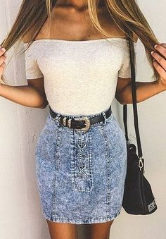 Knit + Denim                                                                             Source
