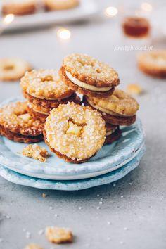 Amaretto & orange cookies / http://prettybaked.pl / http://facebook.com/prettybakedpl