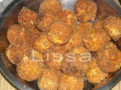 lissa: Crochete de cartof si cascaval