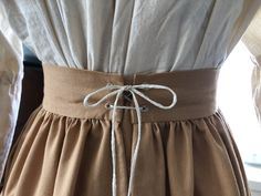 My Breelander Costume Pt The Skirt and Apron Clothes Crafts, Sewing Clothes, Vintage Skirt, Clothes For Women, Skirts For Women, Clothing Patterns, Aesthetic Clothes, Vintage Outfits, Jaipur
