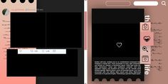 Over play - New Sites Frame Template, Layout Template, Polaroid Template, Templates, Instagram Frame, Instagram Story Ideas, Twitter Template, Instagram Storie, Overlays Tumblr