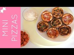Mini Deep Dish Pizzas in a Cupcake Pan (Pepperoni, BBQ Chicken & more! Deep Dish, Easy Meals For Kids, Kids Meals, Clean Eating Recipes, Cooking Recipes, Lunch Snacks, School Snacks, School Lunch, Make Ahead Lunches