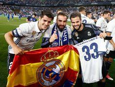 Así celebró el Real Madrid el título de Liga | fotos | Real Madrid CF