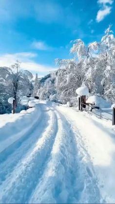 Snow huh 🥶😱