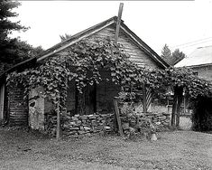 The Sunday porch/enclos*ure: Struan, Arden, North Carolina, 1938, by Frances B. Johnston.