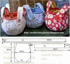 BAG EASY TO SEW - 1 ~ Fashion and Sewing Tips