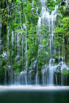 Mossbrae Falls, CA | John Qu