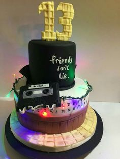 Omg I want this cake bc my birthday Is in a month and I'm turning 13!!!!!!!!!!!!!!!!!!!