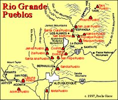 Native American Map, Native American Pictures, Native American Artifacts, New Mexico Map, New Mexico History, Rio Grande, Indian Tribes, Schools First, Historical Maps