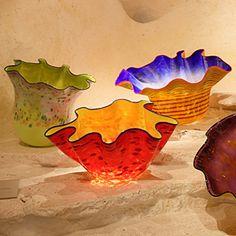 """Macchia"" by Dale Chihuly @Hakone Garasunomori Museum"