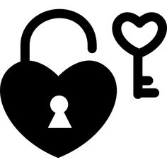 Heart shaped padlock and key free icon Mini Drawings, Cute Easy Drawings, Cool Art Drawings, Doodle Drawings, Tracing Art, Tattoo Signs, Silver Ring Designs, Matching Tattoos, Pictures To Draw