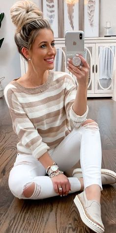 Womens Clothing Online M through Classy Outfits For A Date; Womens Clothing Sample Sale whenever Classy Outfits For Tomboys Cute Summer Outfits, Classy Outfits, Spring Outfits, Trendy Outfits, Cute Outfits, Fashion Outfits, Womens Fashion, Fashion 2018, Fashion Ideas