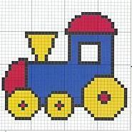 Crochet Skull Patterns, Kids Knitting Patterns, Knitting Charts, Hand Embroidery Patterns, Loom Patterns, Baby Knitting, Quilt Patterns, Cross Stitch For Kids, Cross Stitch Baby