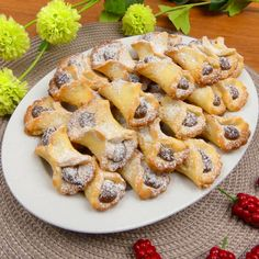 Romanian Desserts, Jacque Pepin, Cake Cookies, Kiwi, Cookie Recipes, Food To Make, Biscuits, Deserts, Food And Drink