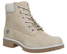 Timberland Slim Premium 6 Inch Boot Roebuck - 6 UK: Amazon.co.uk: Shoes & Bags