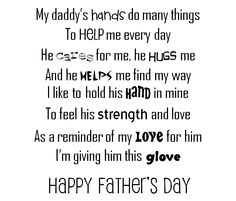 fathers day messages for dads in heaven