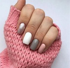 Spring is almost around the corner and it may be about time that you look up on some of the interesting spring nail art designs that you can possibly paint for yourself. Spring is always the start of new colors and brighter tones. Square Acrylic Nails, Cute Acrylic Nails, Acrylic Nail Designs, Cute Nails, My Nails, Spring Nail Art, Spring Nails, Summer Nails, Spring Art
