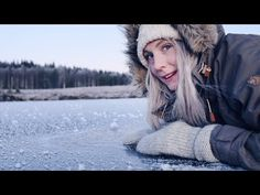 A MAGICAL SOUND MADE BY THE EARTH - SINGING ICE - YouTube Jonna Jinton, Nature Music, Brand New Day, Henry Miller, Relaxing Music, Gods And Goddesses, Amazing Nature, New Music, Light In The Dark
