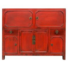 I pinned this Kaogongji Cabinet from the Antiques Market event at Joss and Main!