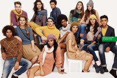 United Colors of Benetton - selling clothes with belonging, ideals, beauty