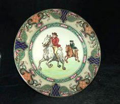 Hunting Thomson A Rack Plate