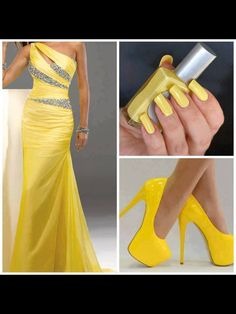 Stunning yellow