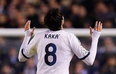 Ricardo Kaka #8