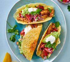 Low-carb tacos.