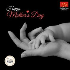 We wish you a very Happy Mother's Day.  #MustDo : Take her out for a #DateWithMom