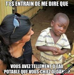 Funny pictures about Third world skeptical kid doesn't get it. Oh, and cool pics about Third world skeptical kid doesn't get it. Also, Third world skeptical kid doesn't get it. Funny Quotes, Funny Memes, Funny Captions, Funniest Memes, Funny Pranks, Sarcastic Memes, Funniest Pictures, Funny Comedy, Humor Quotes