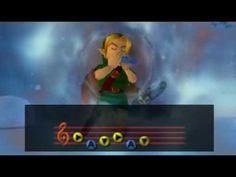 """Playing """"Back to the Future Theme"""" on Zelda 64"""