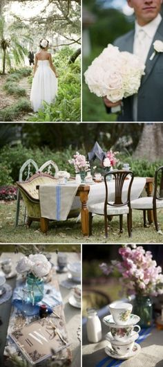 Centerpieces by hiliqian