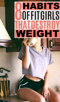8 Daily Habits of Fit Girls You Need to Implement