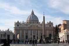 Saint Peter Bassilica, Vatican
